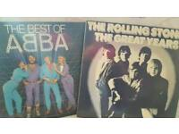 Rolling stones=abbas box sets