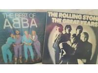 Rolling stones=abbas box sets