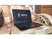 MSI GS60-2PE Gaming Laptop Ultrabook (i7 2.5GHz, GTX 870M 3GB, 16GB RAM, 1TB HDD, 1080p)