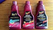 Mequiar's Deep Crystal Car Care Products Portland Glenelg Area Preview