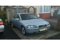 For sale, spares or repair. Volvo s60 D5 2.4