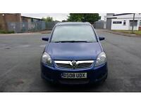 Vauxhall zafira 2. Diesel
