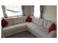 Brand New Static Caravan. Willerby Wrekin. 35ftx12ft. Sleeps 6. One dbl, one twin, one bed settee