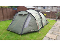 Vango Omega 450 tent, DofE approved, plus a home made footprint