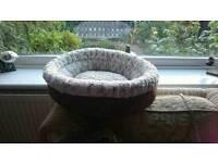 Luxury RSPCA cat/pet bed