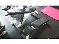 York FTS Range Flat ,Decline And Incline Bench