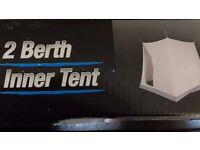 Sunncamp 2 Berth Inner Tent New