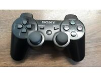 Genuine Wireless Controller Black for ps3