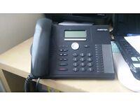 11 x Aastra telephone system & 1 x BT versatility office phones - £30