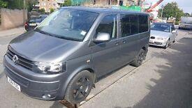 VW T5 Kombi 5 seats excellent condition