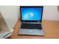 Toshiba Laptop Microsoft Windows 7 Office 3GB RAM 160GB HDD Wifi