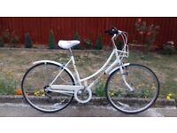 LADIES WOMEN ADULTS RALEIGH 700cc WHEEL 20 INCH FRAME 5 GEAR BIKE BICYCLE