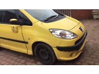 Spare/repair Peugeot 1007