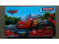 Disney Cars Carrera Racing Track