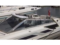 Power boat, weekend cruiser, Sunseeker Mexico, great condition, cuddy cabin