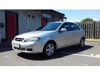 Chevrolet Lacetti 1.4 SE 2008 (58 reg), Hatchback LOW MILEAGE 46000