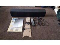 Yamaha YSP-900 Soundbar Multi-channel 5.1 Speaker in Black
