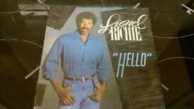 Lionel Richie Vinyl. £5.00.