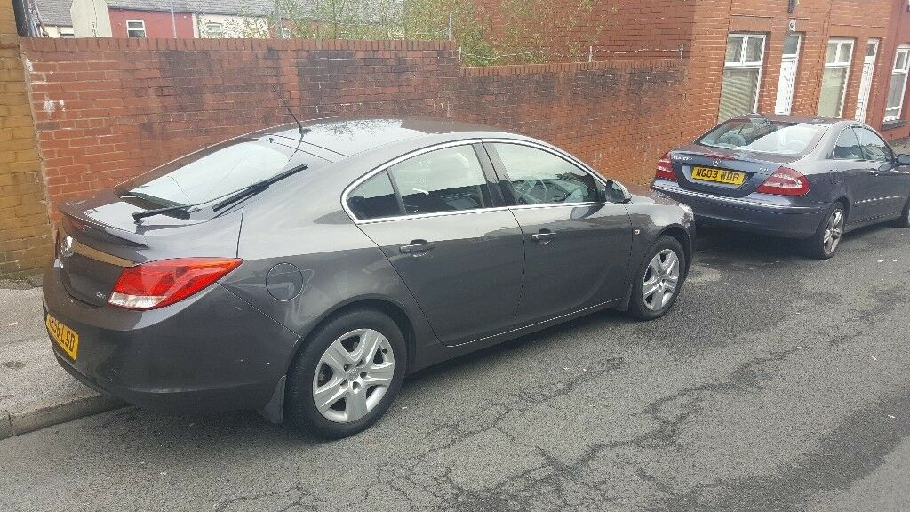 vauxhall insignia 2liter dtci diesel 6speed manual
