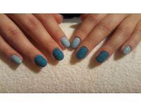 Shellac/hybride manicure, gel