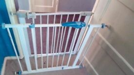 2x Stair Gates For Sale