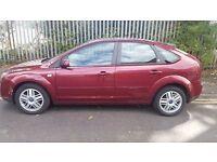 Ford Focus GHIA 2005 1.6l Petrol. 97700K Mileage. 1 Former keeper