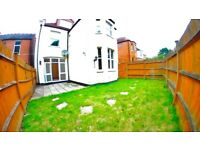 2 bed 2 bath/showroom With Private Garden - No Parking - 0.2m To Met Line - Butler Ave, Harrow HA1