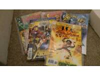 Comic Book Collection Inc Marvel & Avengers