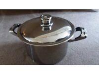 Large saucepan / casserole pot