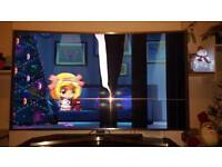"""Samsung TV 55"""" SCREEN SOLD FOR PARTS"""