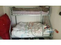 Metal frame bunk beds for sale