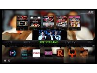KODI 16.1 JARVIS (INSTALL ONLY )FULLY LOADED SPORTS,MOVIES,BOXSETS ,KIDS,MUSIC,& XXX