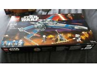 Lego x wing fighter, Star wars