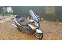 2010 (60) Suzuki AN 650 AL0 Burgman Executive - Low mileage - Perfect commuter