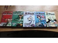 Ultimo Manga Set / Lot - 5 Volumes