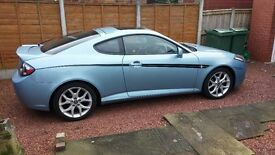 Hyundai Coupe S111 (only 23000 Miles)
