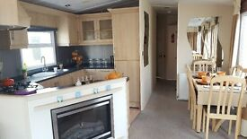 Static caravan for sale in Norfolk, sited at Cherry Tree Holiday Park, Nr Great Yarmouth