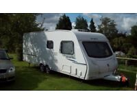 Sprite Quattro 6 Berth Twin axle caravan