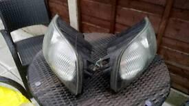 Transit headlights