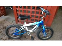 14 inch Magna Ice Storm Kids Bike (Suitable for 3-5 Years)