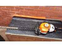 Stihl HS81RC 26inch double blade Hedgecutter