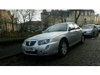 Swap or part exchange 2004 Rover 75 2.0 cdti Connoisseur Se Diesel Automatic 117.00 mil