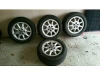 """15"""" vw alloy wheels"""