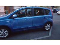 2007 Nissan note mvp £1495 ono