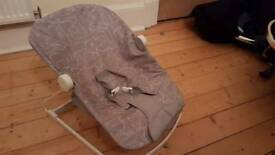 BabaBing baby bouncer chair