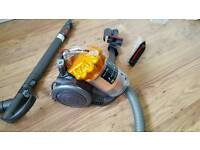 Dyson City DC26i missing main vacuum head