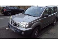 Nissan X trail spare repair.....400 no offers