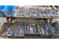 HUNDREDS OF LATHE TOOLS CLEARANCE.