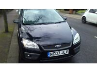 Ford focus 2007 , 1.6 diesel , 98200 miles only , mot 08/2018, excellent drive