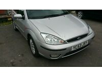 FORD FOCUS DIESEL VERY GOOD CONDITION. PARKING SENSORS.